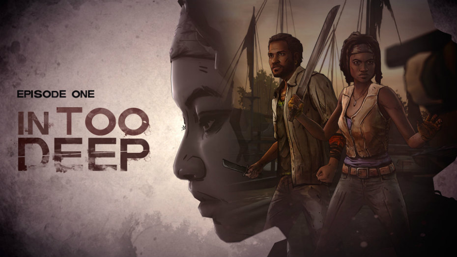 In Too Deep has the potential to be the best Genesis song and Walking Dead episode.