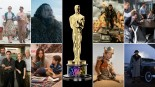 Laser Time's 2016 Oscar Sketches