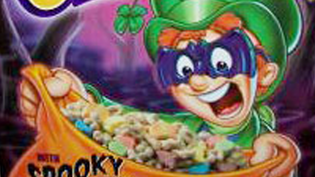 lucky charms, marshmallows, breakfast cereal, saint patrick's day