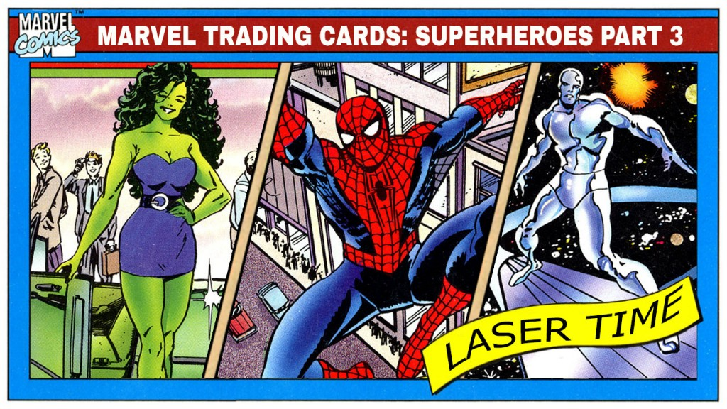 marvel-trading-cards-series-3-laser-time