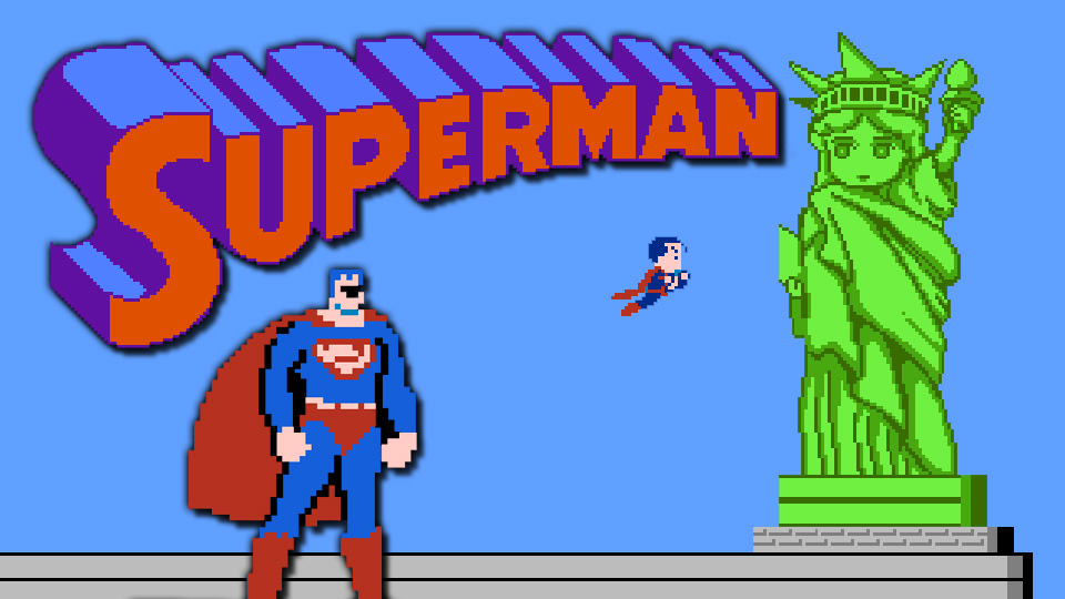 superman-nes-game-play-laser-time