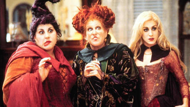 witches, movie, classic, horror, the craft, nancy downs, wicked witch of the west, the wizard of oz, the sanderson sisters, hocus pocus, ursula, the little mermaid, hermione granger, harry potter