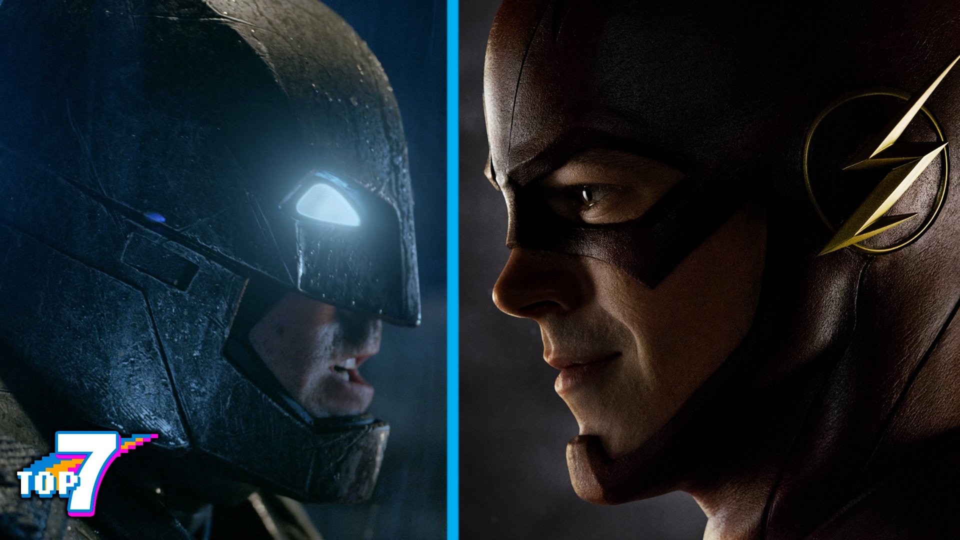 DC TV V Movies Top Image