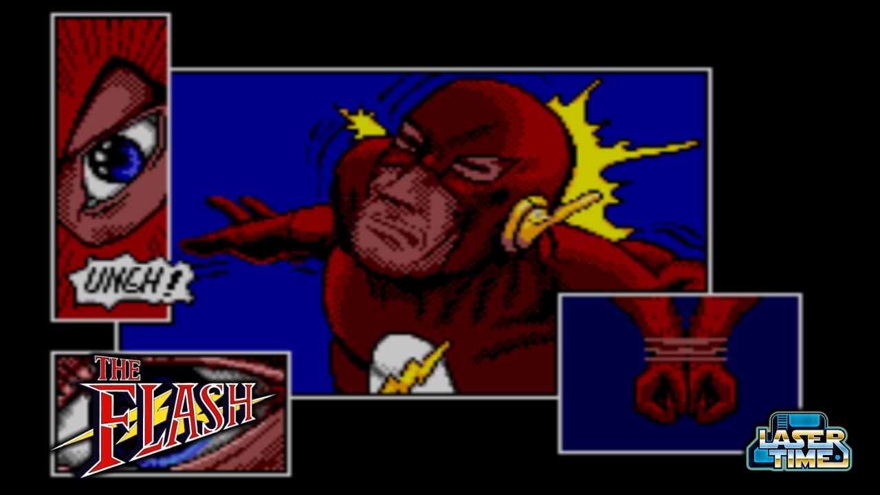 The Flash Shit Show Worst Game