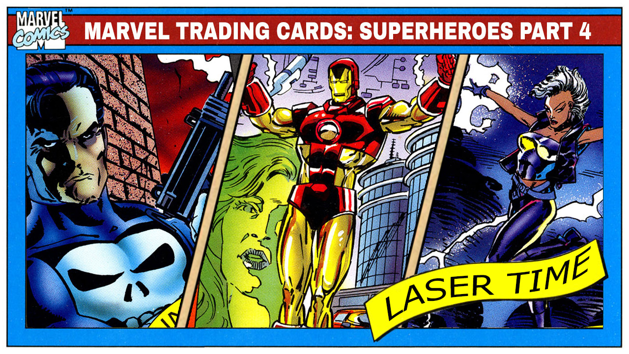 marvel-trading-cards-series-4-laser-time