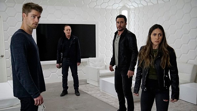 Agents of Shield, The Team, Secret Warriors, Marvel, MCU, episode, show, season 3, review, Laser Time