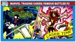 Marvel Card Analysis – Famous Battles Part 2