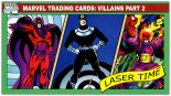 Marvel Trading Card Analysis – Super-Villains part 2