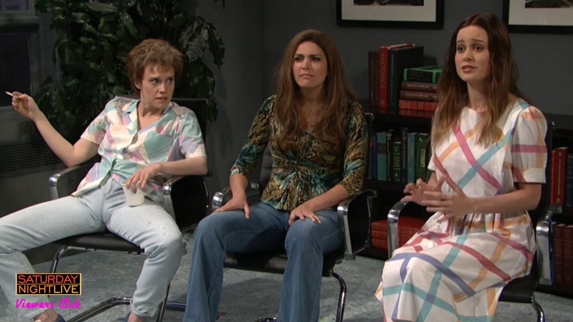 episode, Brie Larson, Alicia Keys, nbc, review, saturday night live, Season 41, snl, SNL Viewers Club