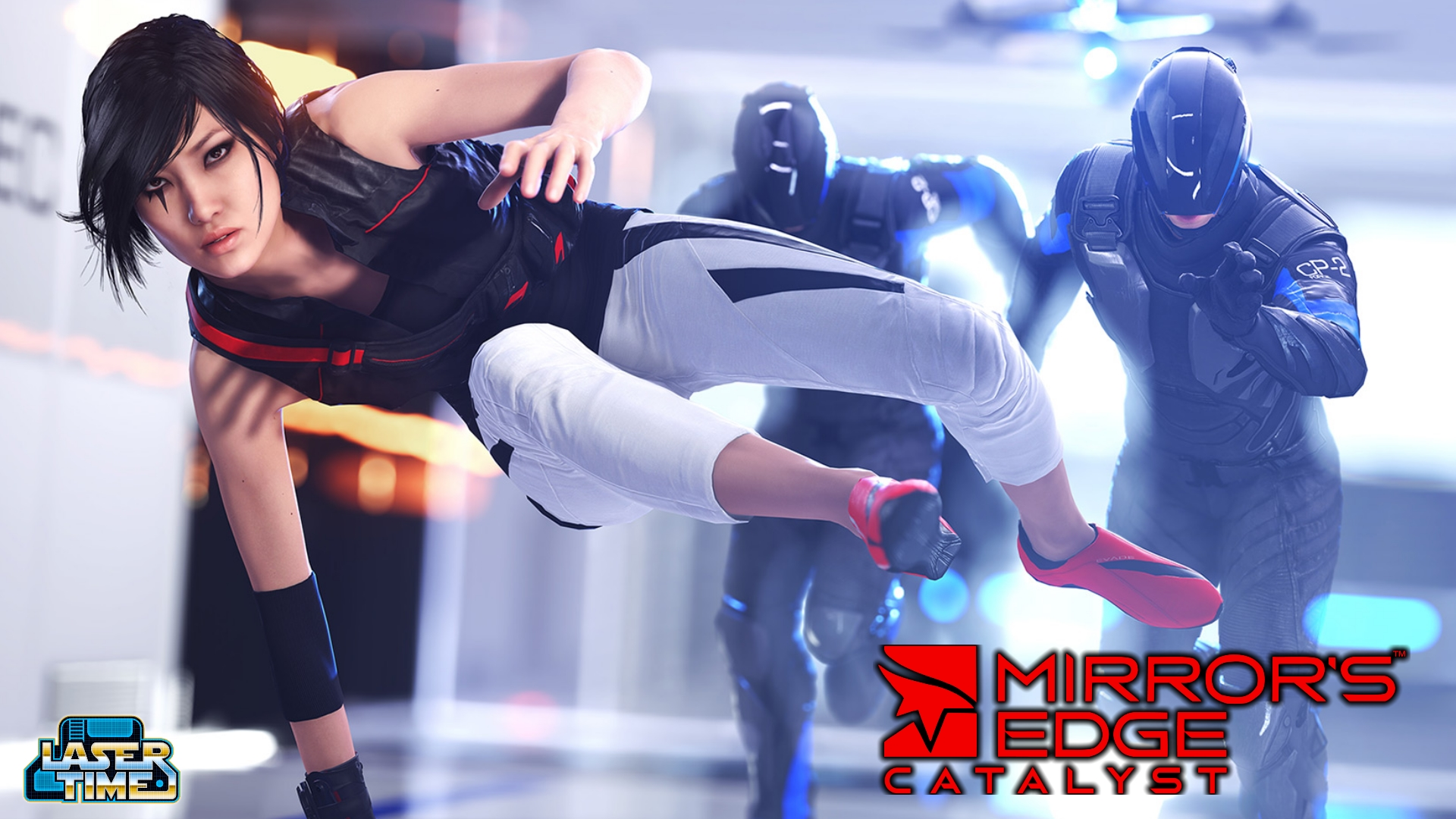 Mirrors Edge Cataclysm Stream Top Image