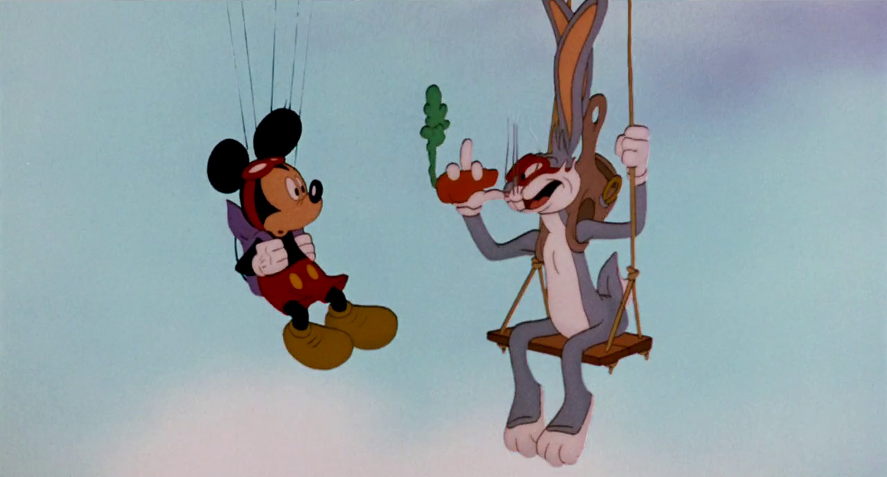 mickey-mouse-and-bugs-bunny-who-framed-roger-rabbit-laser-time