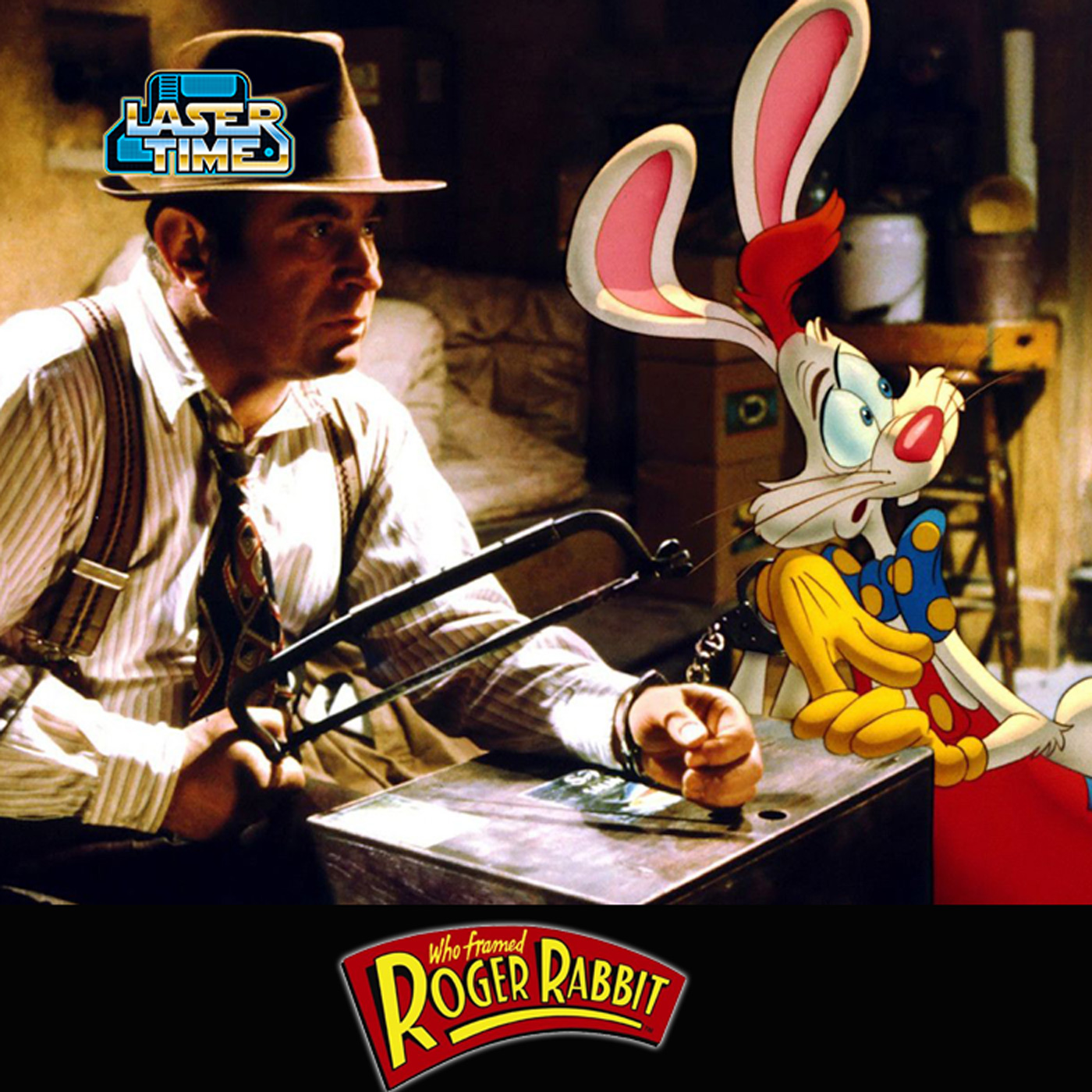 Let\'s Celebrate the Anniversary of Who Framed Roger Rabbit! – Laser Time