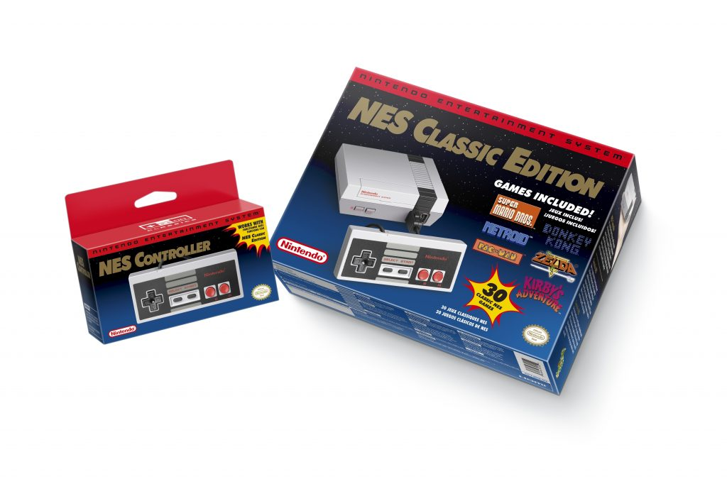 A mini-NES arrives in stores this November, and here's the