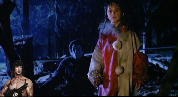stallone, halloween, i know what you did last summer, friday the 13th, the conjuring, horror, fanfiction
