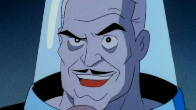 batman, the animated series, the mad bomber, grant walker, sewer king, lock-up, mojo, sid the squid, calendar girl, villains