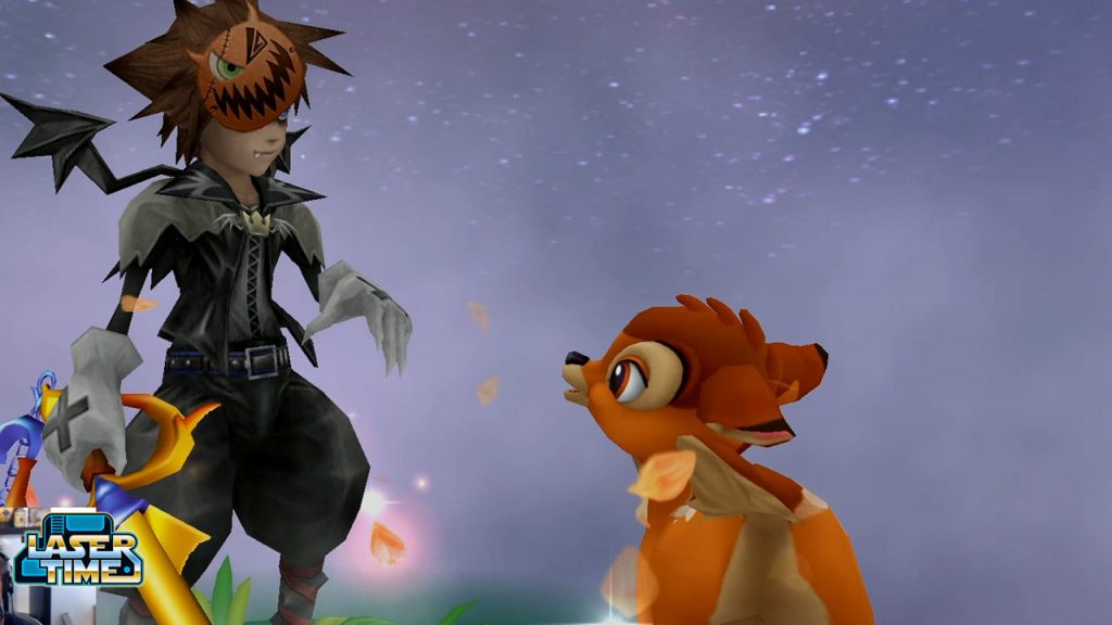 Kingdom Hearts: Back with Jack! – Laser Time