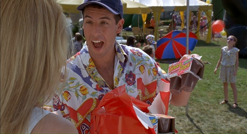 billy-madison-snack-pack-pudding-laser-time