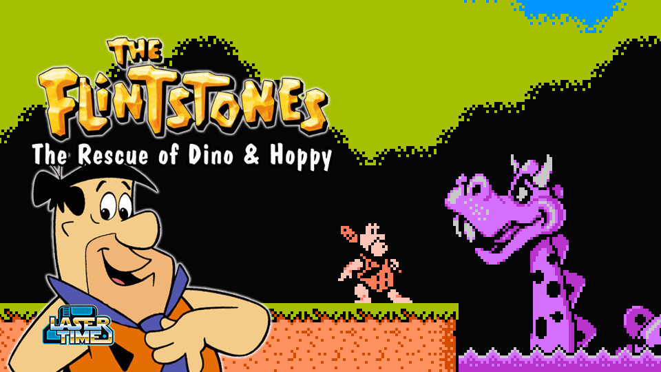 flintstones-rescue-of-dino-and-hoppy-nes-gameplay-laser-time