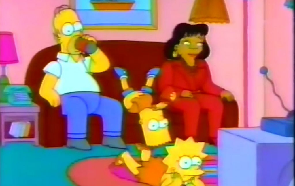 oprah-interview-the-simpsons-laser-time
