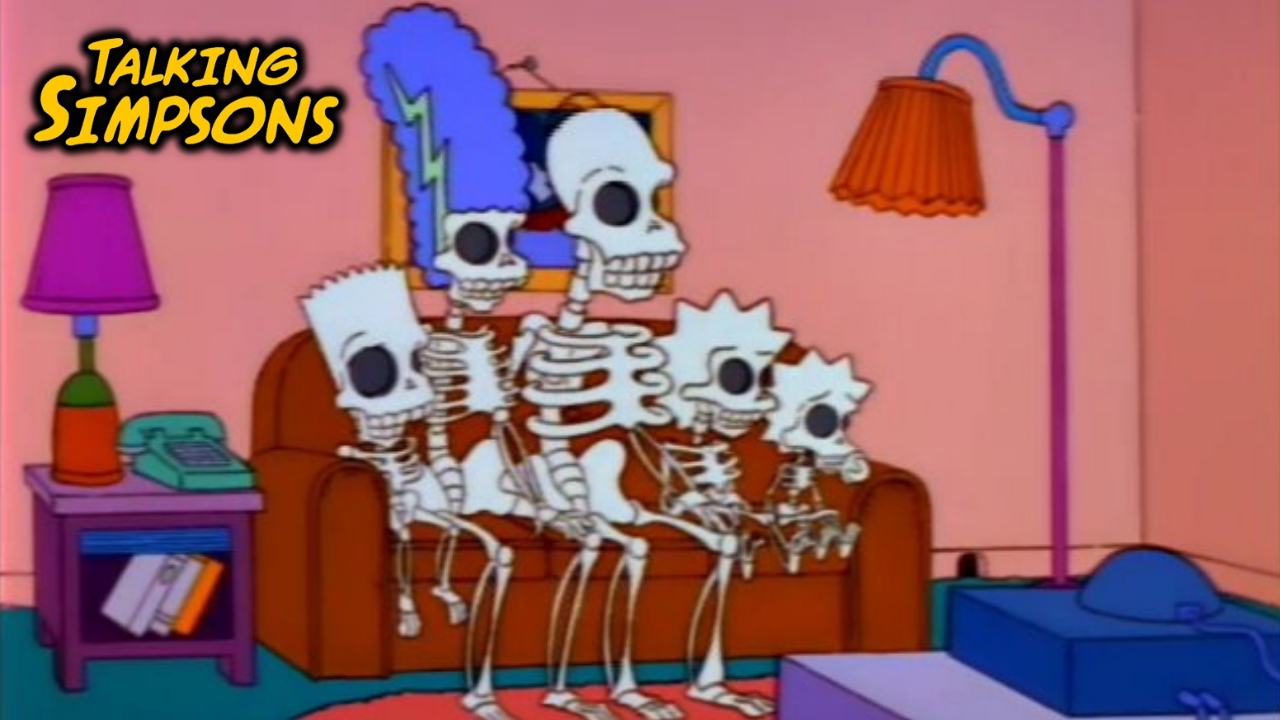 Halloween Simpsons Treehouse Of Horror.Talking Simpsons Treehouse Of Horror Iii Laser Time