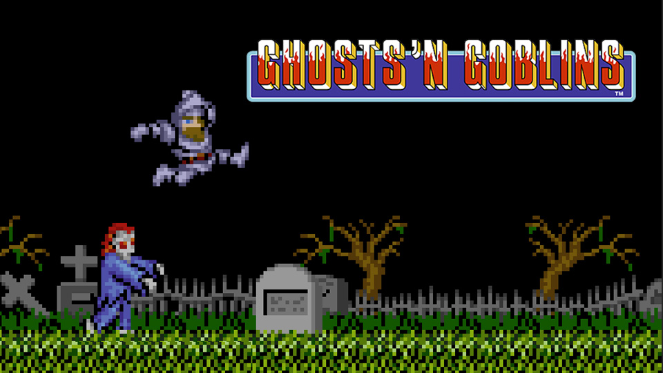 ghosts-n-goblins-arcade-gameplay