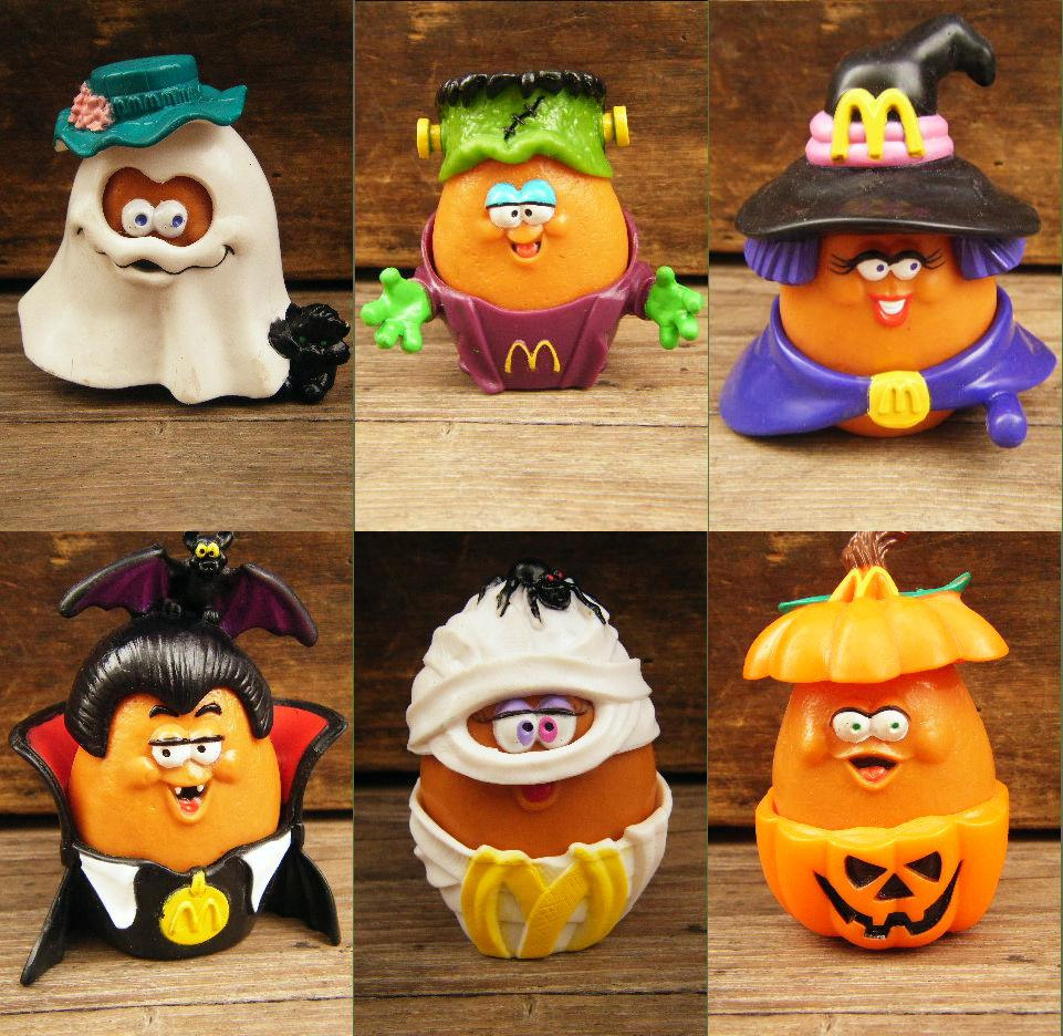 the 5 greatest mcdonalds halloween promotions of all-time – laser time