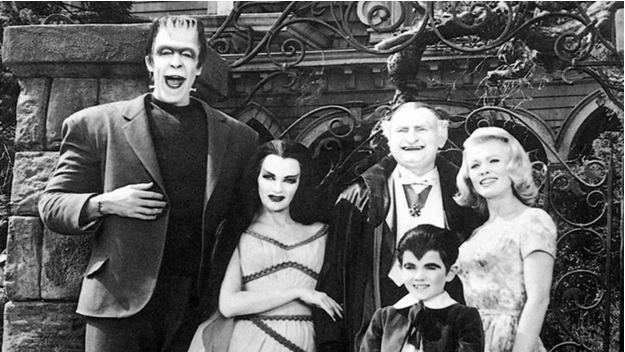 the munsters, marvel, movies, cinematic universe, MCU