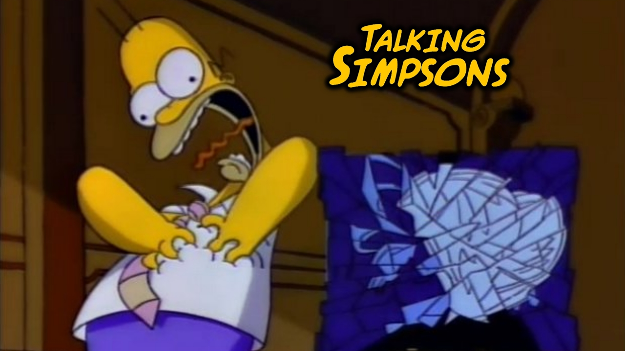 Talking Simpsons – Homer's Triple Bypass – Laser Time