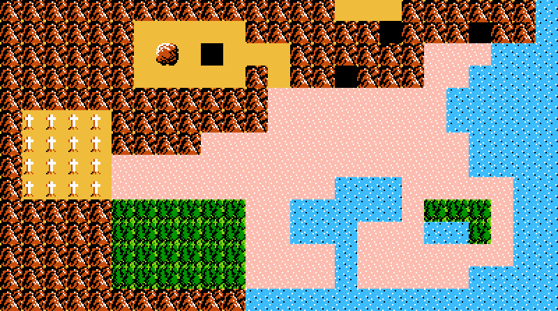 zelda2world