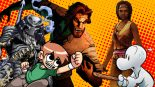 The Best Capeless Comic Book Games of All-Time!