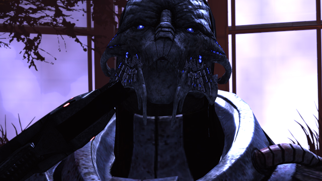 Mass Effect, Saren, PlayWrite, Play Write, Play/Write