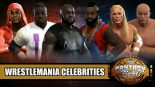 WrestleMania Celebrities Face Off – Fantasy Fight!