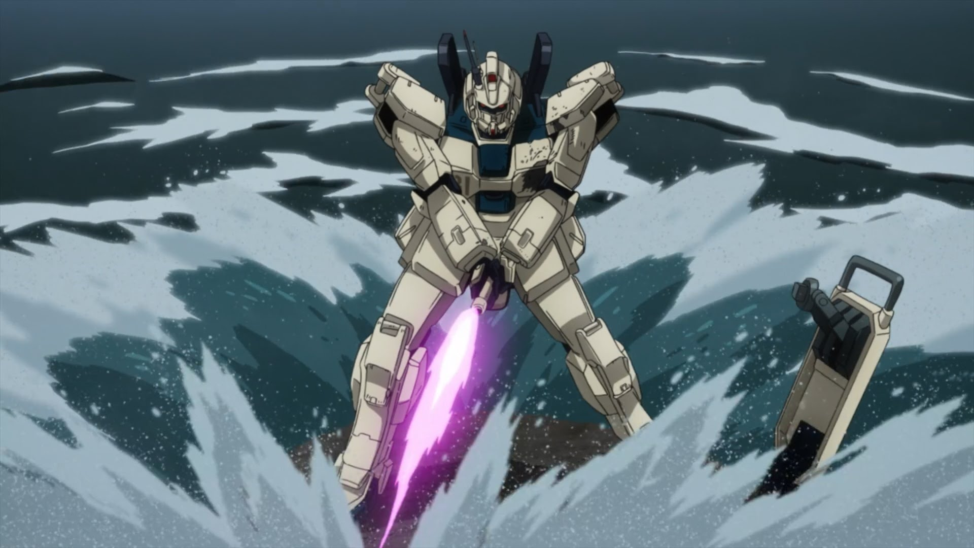Mobile Suit Gundam: The 08th MS Team, The 08th MS Team, Mobile Suit Gundam, Anime, Manga, Anime Streaming Showcase, Streaming, Hulu, Gundam, Youtube,