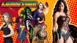 Wonder Woman and Our Favorite Female Superheroes – Laser Time