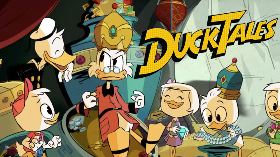 every easter egg and secret reference from the ducktales 2017