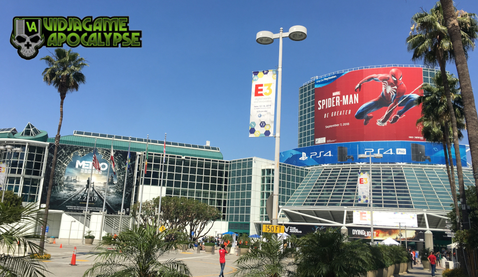 E3 2018 Los Angeles Convention Center
