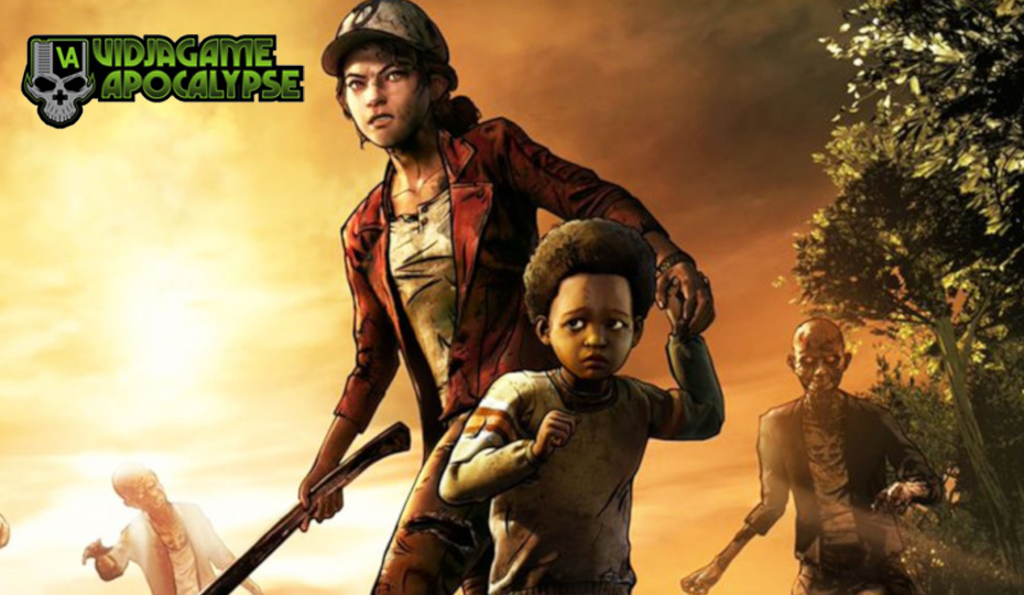 VGA 284 Telltale's The Walking Dead Final Season