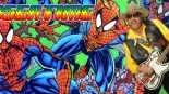 Laser Time – Spider-man and Football