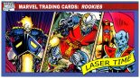Marvel Trading Card Analysis – Rookies