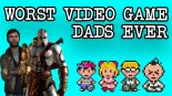 Worst Video Game Dads Ever: T Time Episode 1