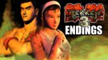 Tekken 3 Endings – LT Ending Theater