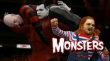 Famous Monsters Fight for the Glory of October