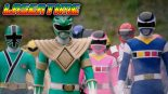 Laser Time – The Power Rangers and Their Mighty History