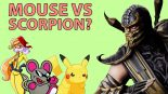 Mouse vs Scorpion: T Time Episode 20
