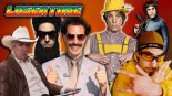 The Many Faces of Sacha Baron Cohen – Laser Time #345